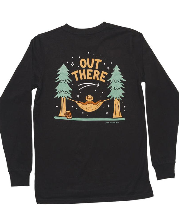 Out There Unisex Long Sleeve
