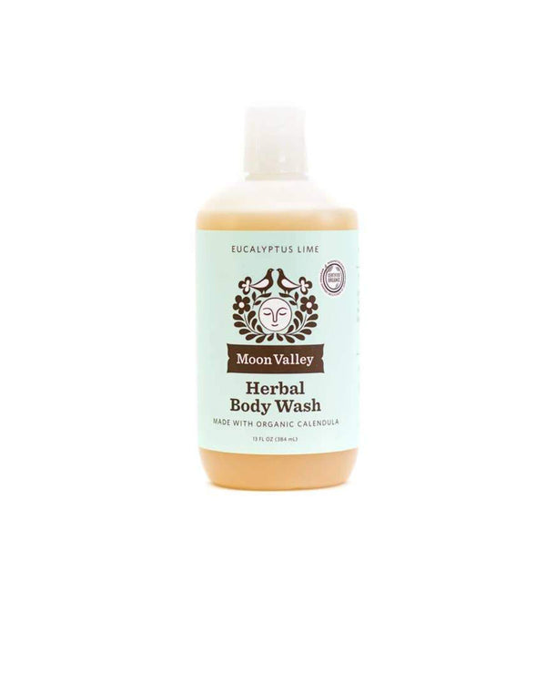 Eucalyptus Lime Herbal Body Wash
