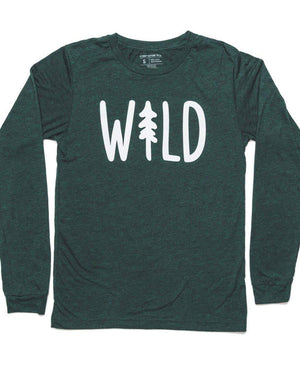 Wild Pine Unisex Long Sleeve