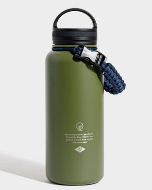 Signature 32 oz. Insulated Steel Water Bottle - Olive
