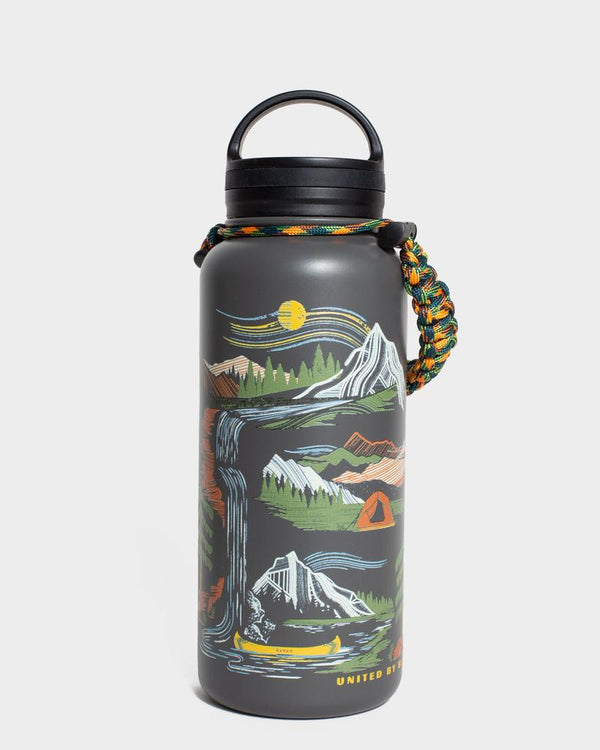 Riverbend 32 oz. Insulated Steel Water Bottle