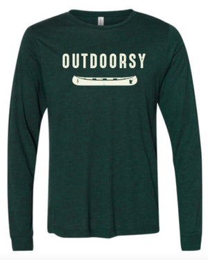 Outdoorsy Long Sleeve Shirt