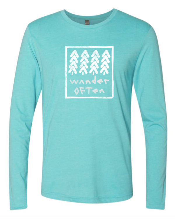 Wander Often Long Sleeve