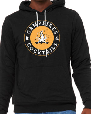 Campfires & Cocktails Hoodie