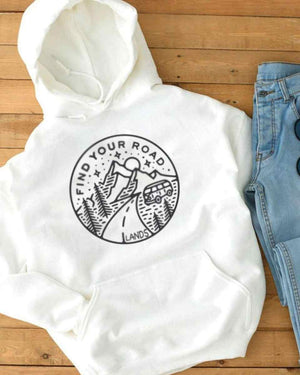 Find Your Road Hoodie
