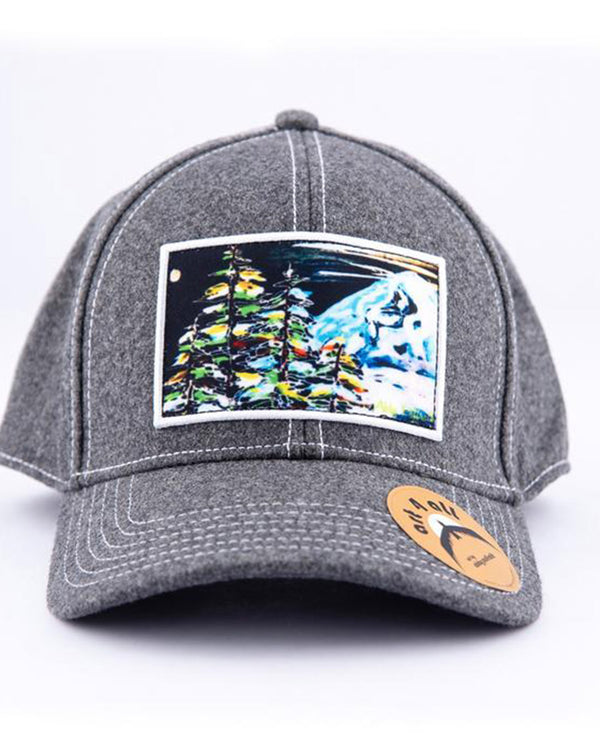 4 Pines Low Profile Trucker