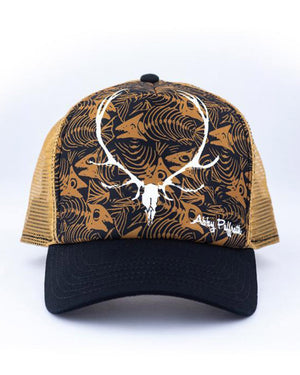 Ashes to Ashes Foam Trucker