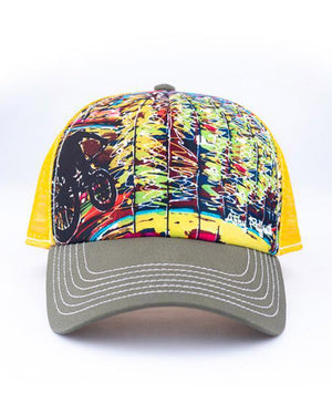 Ride Shallow Foam Trucker