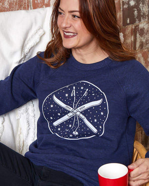 Ski Crew Neck Sweatshirt