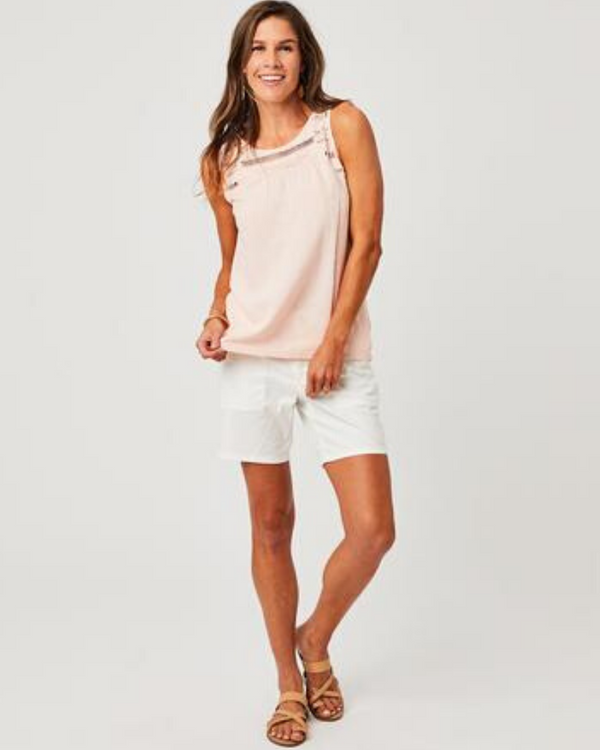 Aubrey Sleeveless Top