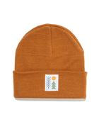 Evergreen Cuffed Beanie