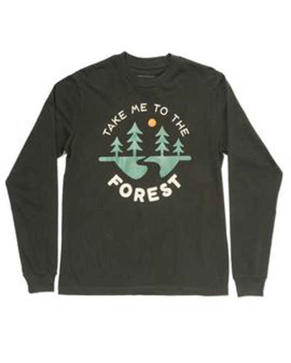 To The Forest Unisex Long Sleeve