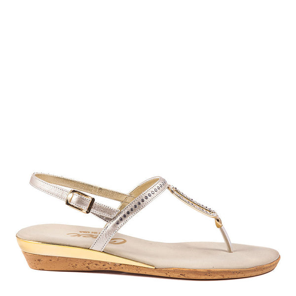 Onex Shoes Gold Cabo Onex Sandal
