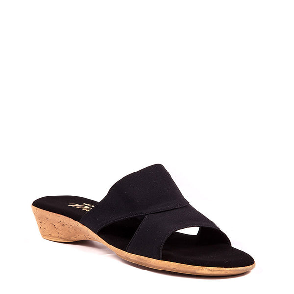 Onex Shoes Gilda Black Onex Sandal