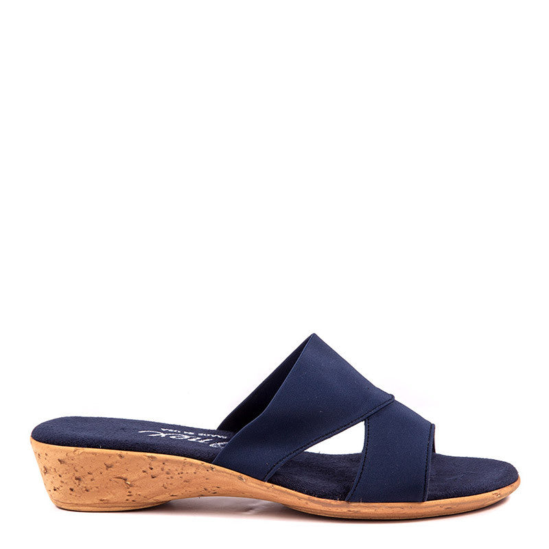 Onex Shoes Gilda Onex Sandal In Navy