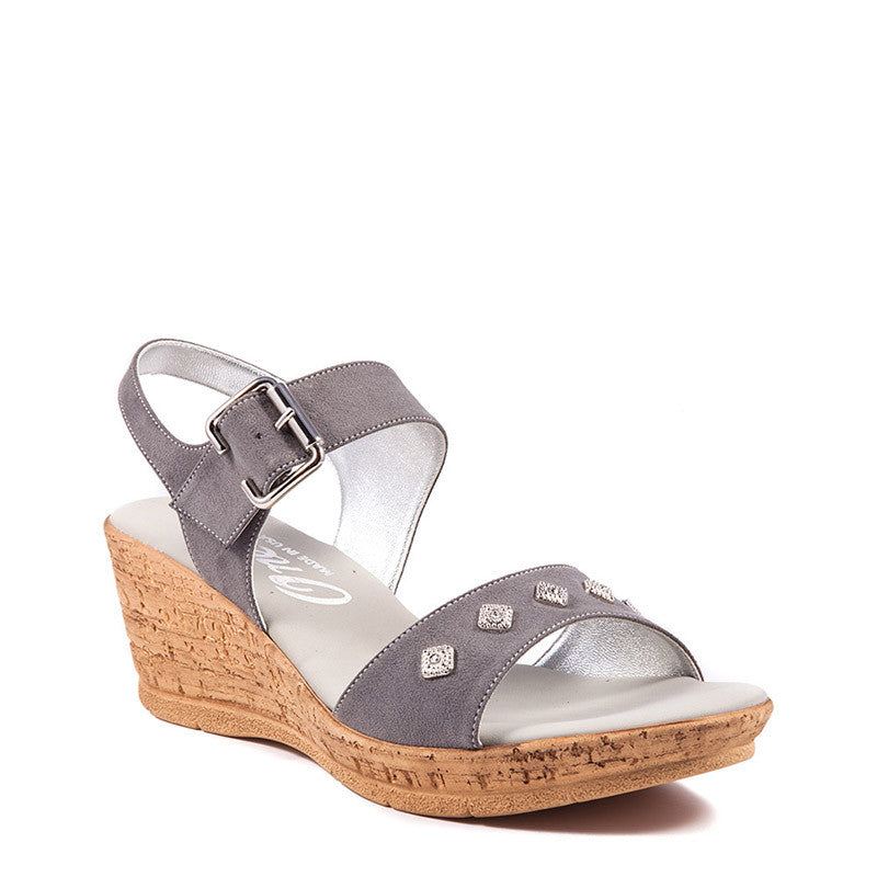 Onex Shoes / Ivette Pewter