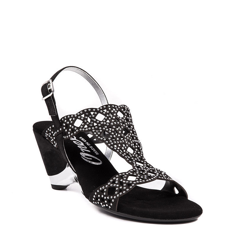 Onex Shoes / Lacy Black