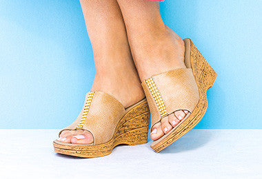 Wedges by Onex Shoes