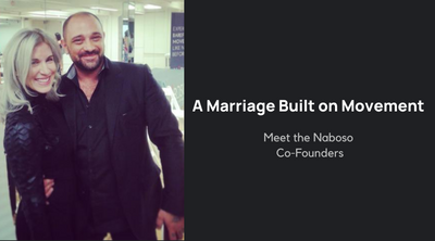 A Marriage Built on Movement - Meet the Naboso Co-Founders