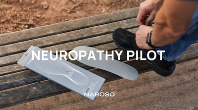 Combatting Numbness with Naboso Insoles | The Naboso Neuropathy Pilot