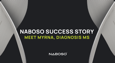 Naboso Success Story: Meet Myrna, Diagnosis MS