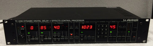 TC Electronics TC2290 Dynamic Digital Delay (used)