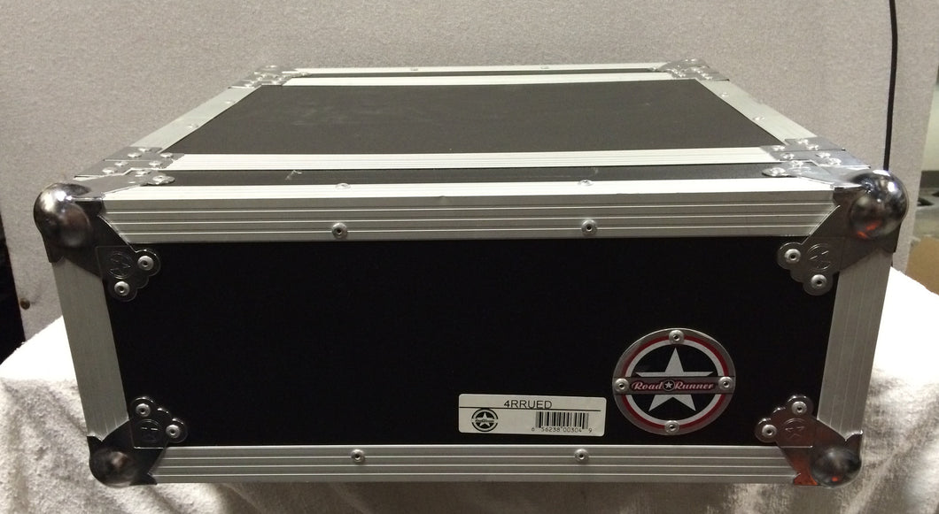 Road Runner Rack Road Case 4U Flight Case (used)
