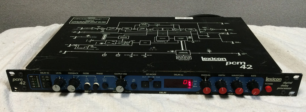 Lexicon PCM 42 Digital Delay (used)