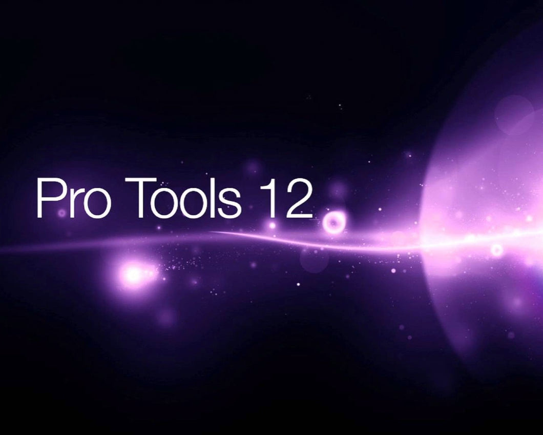 Avid Pro Tools 10/11/12 2018 Bundle (used)