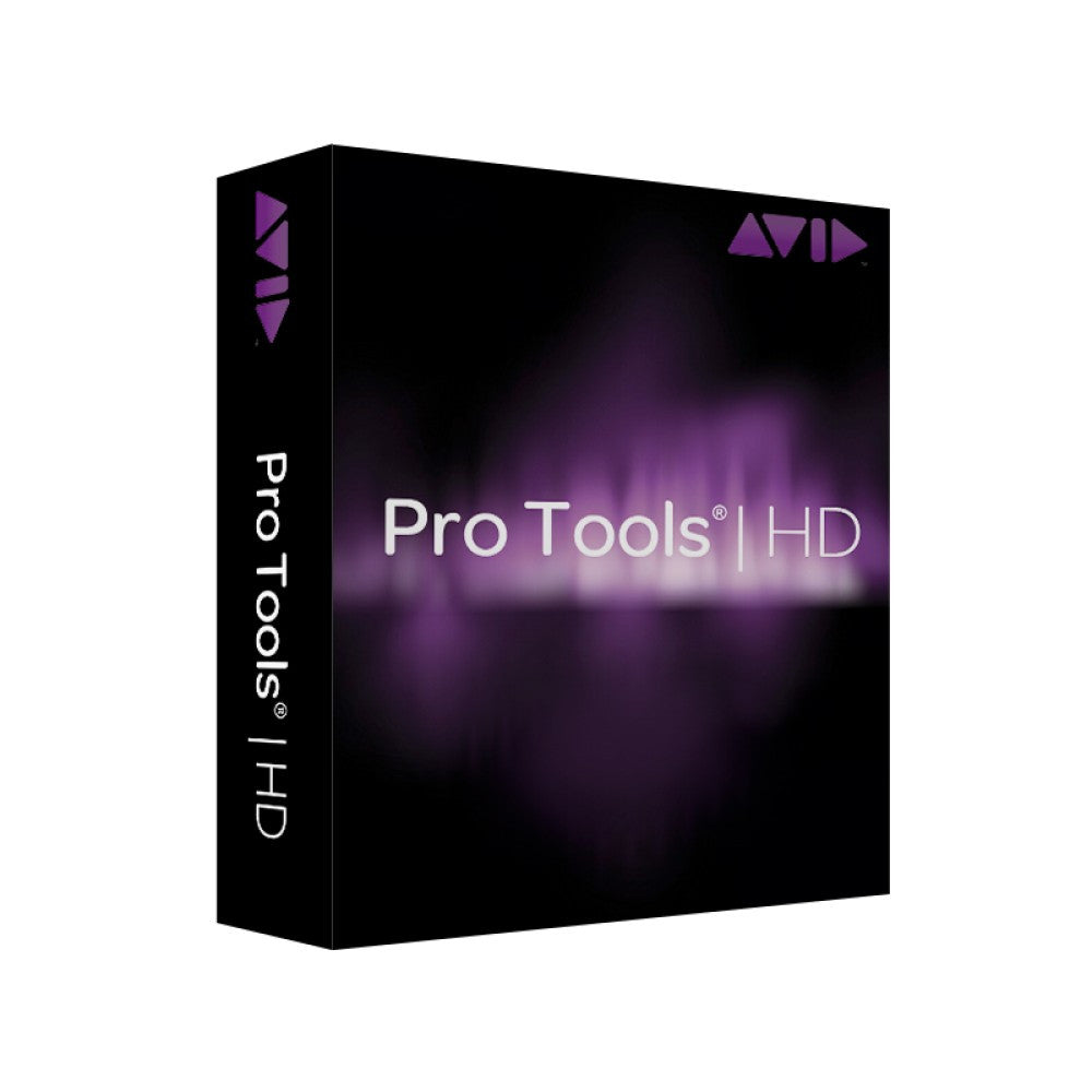Avid Pro Tools HD Software - Dealer Box