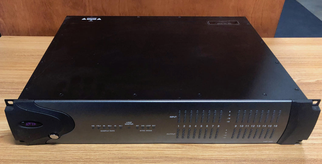 Avid 16X16 HD I/O Analog Interface 16 Channel (used)