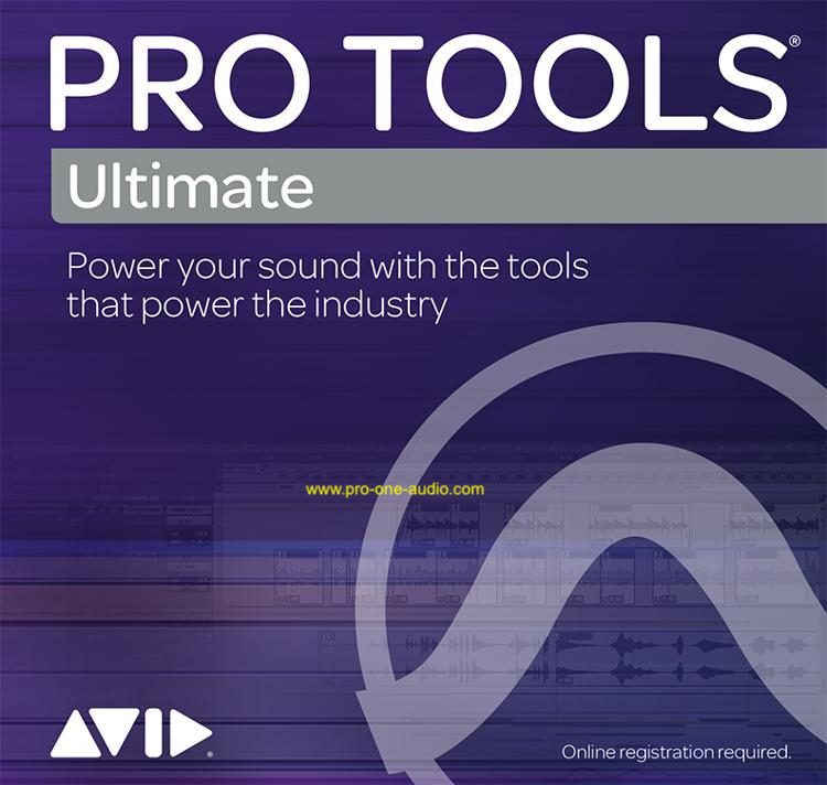 Avid Pro Tools HD Ulitmate Software - Dealer Activation Card