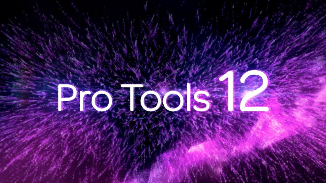 Avid Pro Tools 10/11/12.6 w/ iLok V2 USB Key- (used)