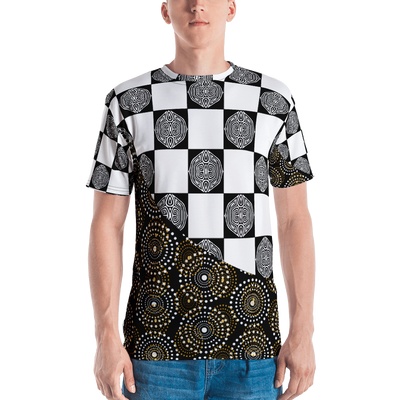 Chuck Sutton Spotify T-shirt- Chess Bling