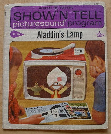 Show'N Tell Picturesound Program Aladdin's Lamp