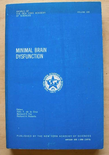 Minimal Brain Dysfunction