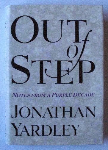 Out of Step Notes From a Purple Decade