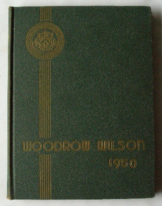 Woodrow Wilson Ninteen Fifty