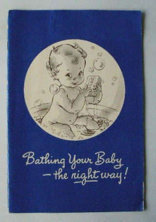 Bathing Your Baby-The Right Way!