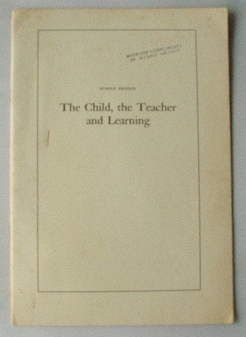 The Child, the Teacher and Learning