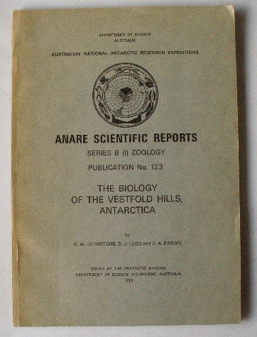 The Biology of Vestfold Hills, Antarctica