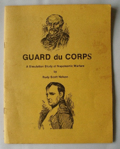 Guard du Corps A Simulation Study of Napoleonic Warfare