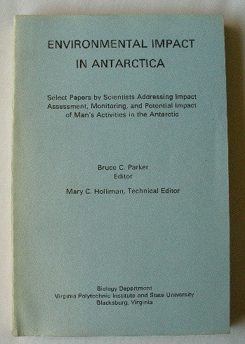 Environmental Impact in Antarctica