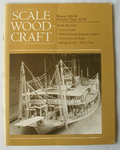 Scale Woodcraft - Number Three - Winter 1985/86