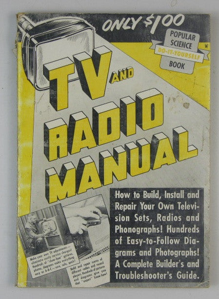 TV and Radio Manual - Everybody's Television and Radio Handbook