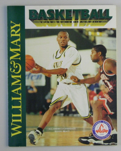 William and Mary Basketball, 1998-99 Media Guide