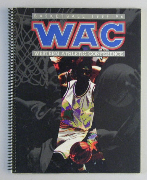 WAC Men's Basketball Directory, 1995-96