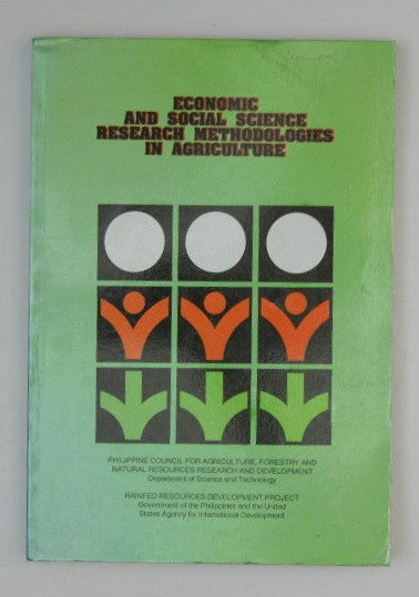 Economic and Social Science Research Methodologies in Agriculture