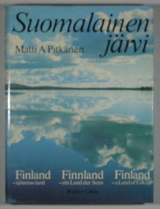 Suomalainen Jarvi - Finland - A Land of Lakes