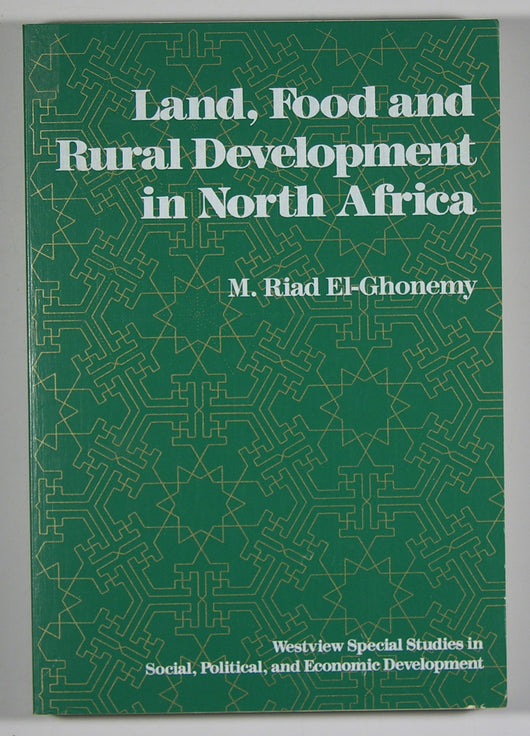 Land, Food and Rural Development in North Africa